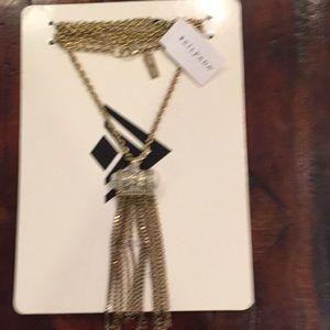 Silpada necklace.